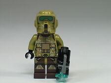 LEGO ® Star Wars ™ MINI PERSONAGGIO 41st Elite Corps Troopers ™ & Blaster Set 75035 NUOVO