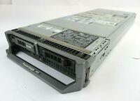 Dell PowerEdge M620 Server Blade Dual Xeon E5-2660v2 10-Core CPUs No RAM No HDD