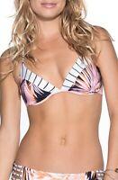 Maaji Women's 183755 Caribean Curuba Bikini Top Swimwear Multi Size XL