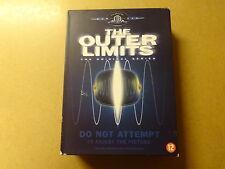 8-DISC DVD BOX / THE OUTER LIMITS: SEASON 1