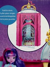My Little Pony Equestria Girls Canterlot High School Play Set - Children's Game