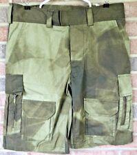 "34"" Waist Arktis C411 8-Pocket Ranger Shorts Comb Arid Camo"