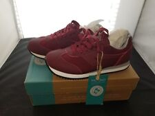 NIB Size 3 Movmt Grandview Burgundy Colorway Womens Skateboard Shoes Lace Up NEW
