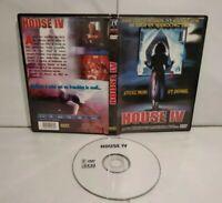 HOUSE IV DVD - Pal Zone 2 - Comme neuf