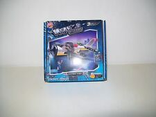 Block Tech Mean Streets Midnight Flight 73 Pieces Ages 6-12 New