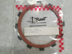 BARNETT NOS YPK-25B CLUTCH FRICTION PLATE LIKE 303-90-10825 BUT NOW DISCONTINUED