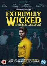 Extremely Wicked, Shockingly Evil and Vile [DVD]