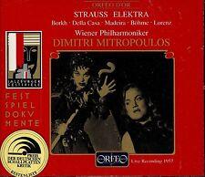 Dimitri Mitropoulos Vienna Philharmonic Live 1957 CD NEW