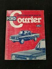 New Listing1980 Ford Currier Truck Shop Manual