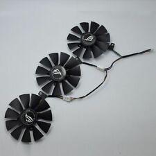 Cooler Fan For ASUS Strix GTX 1060 OC 1070 1080 GTX 1080Ti RX 480 T129215SU 87MM