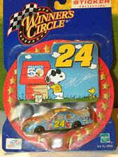 Jeff Gordon #24 Snoopy Peanuts 50th Celebration 2000 Monte Carlo 1/64 Scale