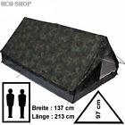 MFH Tienda De Campaña De 2 Personas Minipack Tienda campaña para dos