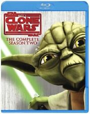 TV SERIES-STAR WARS: THE CLONE WARS 2ND SEASON COMPLETE SET-JAPAN 3 Blu-ray L45