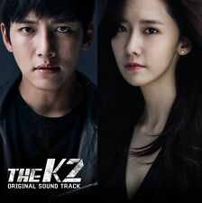 THE K2 O.S.T 2016 Korean TVN TV Drama OST CD + 32p Photobook Sealed