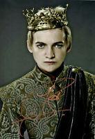 Jack Gleeson Game of Thrones Autogramm ORIGINAL signed Autograph Joffrey