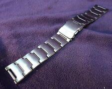 CASIO Waveceptor S-935L Solid Stainless Steel 21mm Wide Watch Band Bracelet