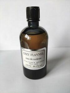 Vintage (first version) Geoffrey Beene Grey Flanel 120ml men's perfume