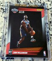 ZION WILLIAMSON 2019 SP #1 Draft Pick Rookie Card RC Logo /14091 Pelicans $$ HOT