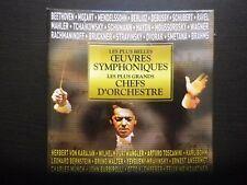 LES PLUS BELLES OEUVRES SYMPHONIQUES / LES PLUS GRANDS CHEFS D'ORCHESTRE