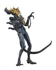 "Aliens 7"" s12 Xenomorph Warrior Blue (Battle Damaged) figure Neca"