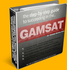 GAMSAT 2017 Book for Exam Preparation Review Material Latest Edition: PDF Format