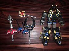 Power Rangers Ninja Storm Thunder Megazords Action Figure