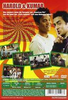 HAROLD AND KUMAR - KAL PENN, JOHN CHO, NEIL PATRICK HARRIS -  DVD NEU