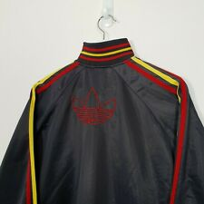 Adidas Mens Rare Rasta Colourway Tracksuit Top Jacket Size 42/44 Medium