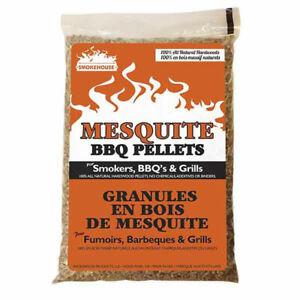 Smokehouse Hardwood Mesquite BBQ Smoking Pellets for Smoker Grill, 40 Pound Bag