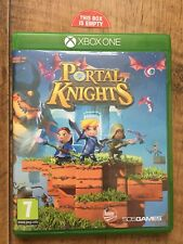 Portal knights EMPTY CASE Xbox One Replacement case Box No Game