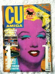 57235 March 1990 CU Amiga Magazine 1990