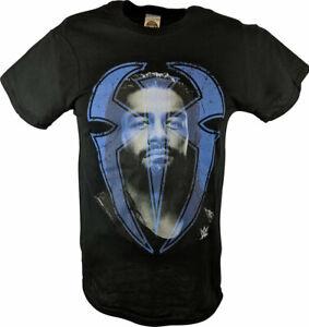 WWE ROMAN REIGNS PROFILE LOGO T-Shirt