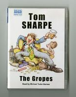 The Gropes - by Tom Sharpe - MP3CD - Audiobook