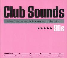 Club Sounds The Ultimate Club Dance Collection 90s