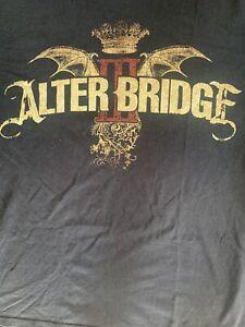 Alter Bridge Tour Shirt XL