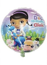 "Doc McStuffins 18"" Balloon Birthday Party Decorations"
