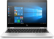 """Hp Elitebook X360 1020 G2 12.5"""" Touch Screen I7-7600u 2.8ghz RAM 16gb-hdd 1.000g"""