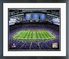 "Detroit Lions Ford Field NFL Photo RK133 (Size: 12.5"" x 15.5"") Framed"