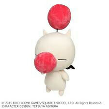 Final Fantasy 12'' Moogle with Big Nose Taito Plush Anime Manga NEW