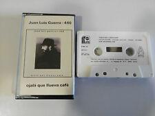 Juan luis guerra 4.40 ojala rain cafe cassette tape karen English Ed 1990