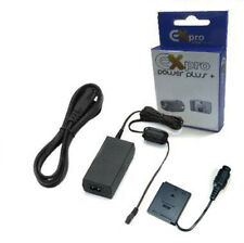 Ex-Pro® Part AC-5VX  AC Adapter & Coupler CP-50 for Fuji Finepix W3 (Real 3D) X1