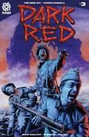 DARK RED #3  AFTERSHOCK COMICS  Tim Seeley Aaron Campbell
