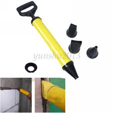Mortar Pointing & Grouting Gun Sprayer Applicator Tool for Cement lime 4 Nozzle