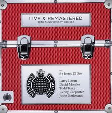 Ministry Of Sound UK Presents - Live and Remastered: 20th Anniversary Box Set