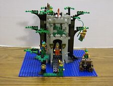 Lego 6077 FORESTMENS' RIVER FORTRESS Castle Complete w/Instructions