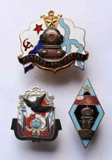 Russia Issued Navy Militaria Badges