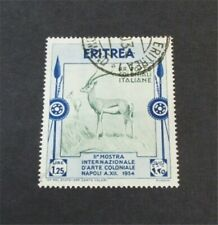 nystamps Italian Eritrea Stamp # 180 Used $48   F19x3002