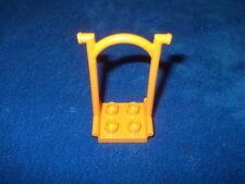 Lego Duplo Puppenhaus Spielplatz Schaukel Orange Schloss Einsatz 6514 3620