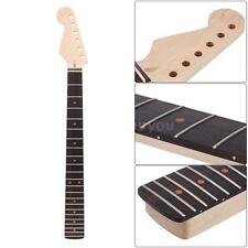 Left Handed 22 Fret Electric Guitar Neck for Fender ST Guitar Replacement B6O1