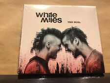 WHILE MILES The Duel 2016 BNIB (opening of Eagles of Death metal) Rock CD NEUF